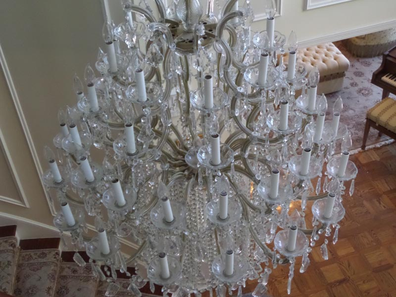Chandelier cleaning service camarillo cleaners chandelier cleaning companies crystal