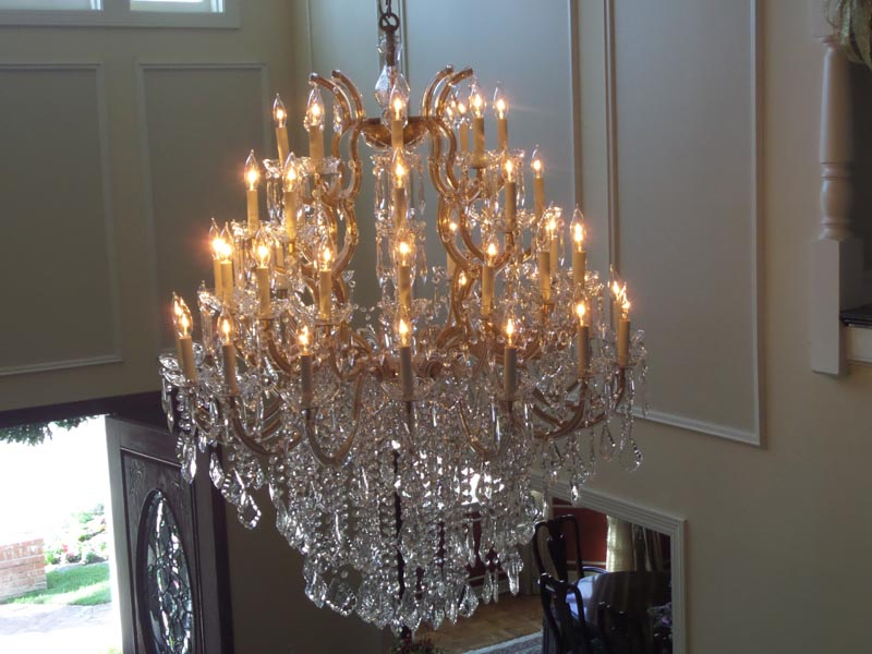 Las Vegas Chandelier Cleaning Ceiling Fan Cleaning