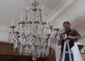 Camarillo chandelier cleaning, waterford crystal chandelier.jpg (58057 bytes)